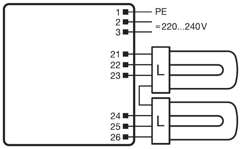 quicktronic professional m osram wiring diagramzoom image